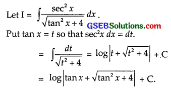 GSEB Solutions Class 12 Maths Chapter 7 Integrals Ex 7.4 img 9