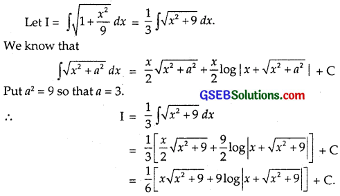 GSEB Solutions Class 12 Maths Chapter 7 Integrals Ex 7.7 img 9