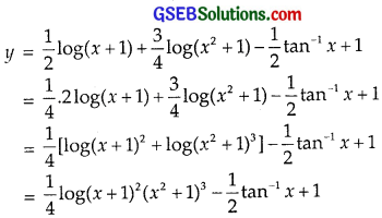 GSEB Solutions Class 12 Maths Chapter 9 Differential Equations Ex 9.4 img 7