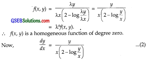 GSEB Solutions Class 12 Maths Chapter 9 Differential Equations Ex 9.5 img 36