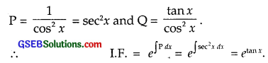 GSEB Solutions Class 12 Maths Chapter 9 Differential Equations Ex 9.6 img 1