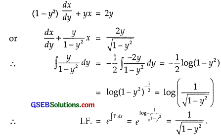 GSEB Solutions Class 12 Maths Chapter 9 Differential Equations Ex 9.6 img 22
