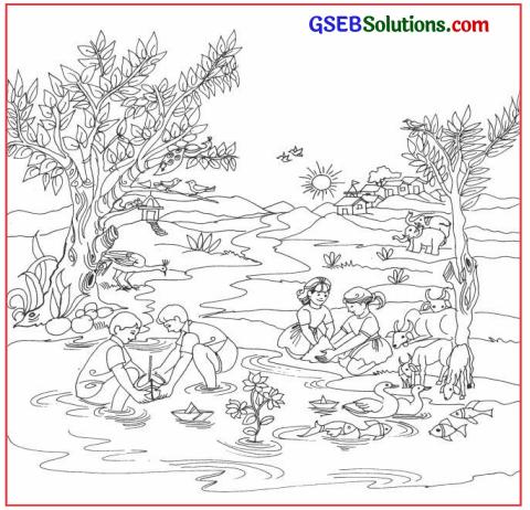 GSEB Solutions Class 6 Hindi Chapter 2 एक जगत, एक लोक 5
