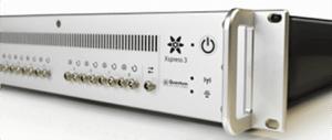 Xspress3 XRF detector electronics