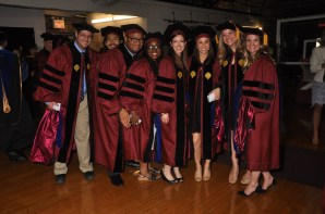 Fordham University Graduate School of Education Commencement Graduation