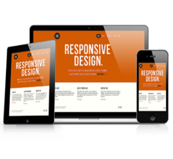 Responsive Website GServices