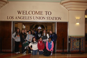 Have you ever joined us for a Destination Unknown trip? It's an all-girls adventure where we will be traveling more than 200 miles away from home (but less than 500) to a secret location. Expect to see both cityscapes and natural views! We'll be doing both indoor and outdoor activities. Girl Scouts from other California councils are also welcome to join!