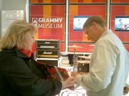 Grammy Museum Nikki Hornsby