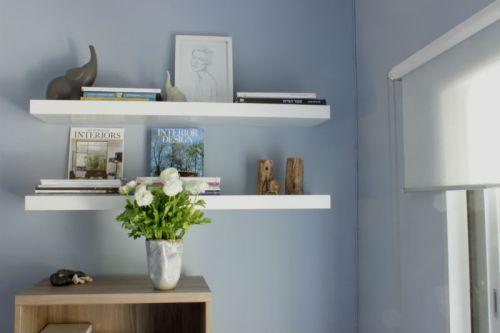 תכנון ועיצוב משרד ביתית