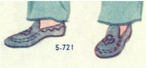 1941 Slippers