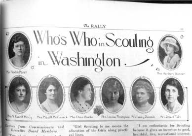 pages from whos who in washington