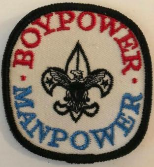 Boypower Patch