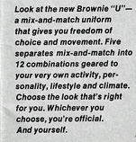 1973 brownie text