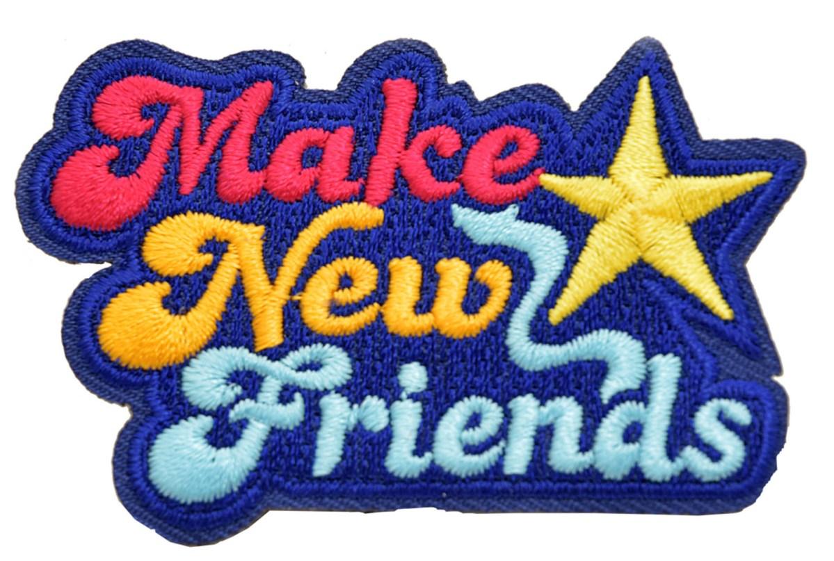 make friends patch