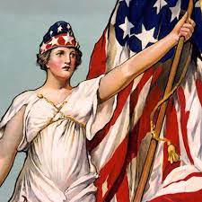 flag day, Girl Scout History Project