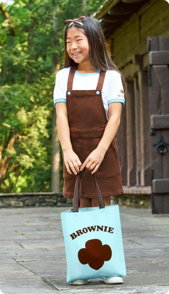 2021 Brownie Look 1