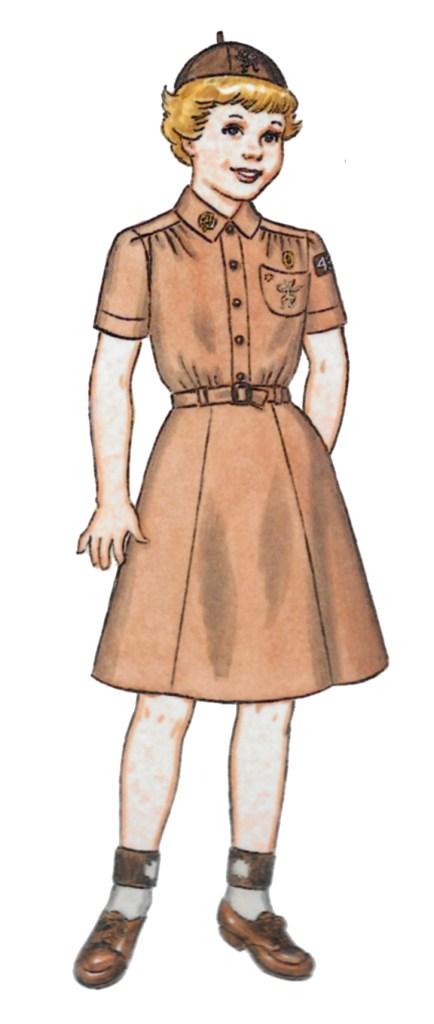 Brownie 1956 1