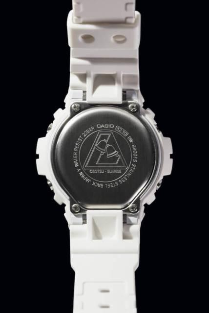 Edisi Terhad G-Shock DW-6900 Amuro Ray Model 3