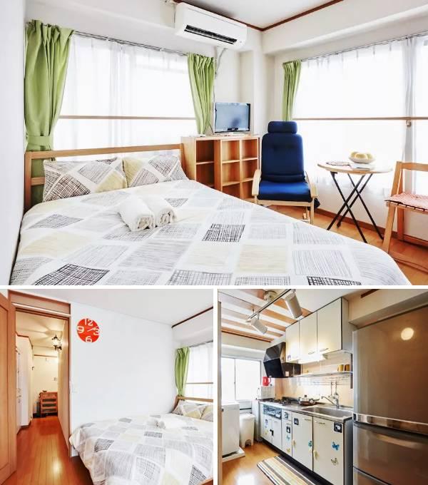 東京民宿-新宿住宿-全新裝潢公寓SL