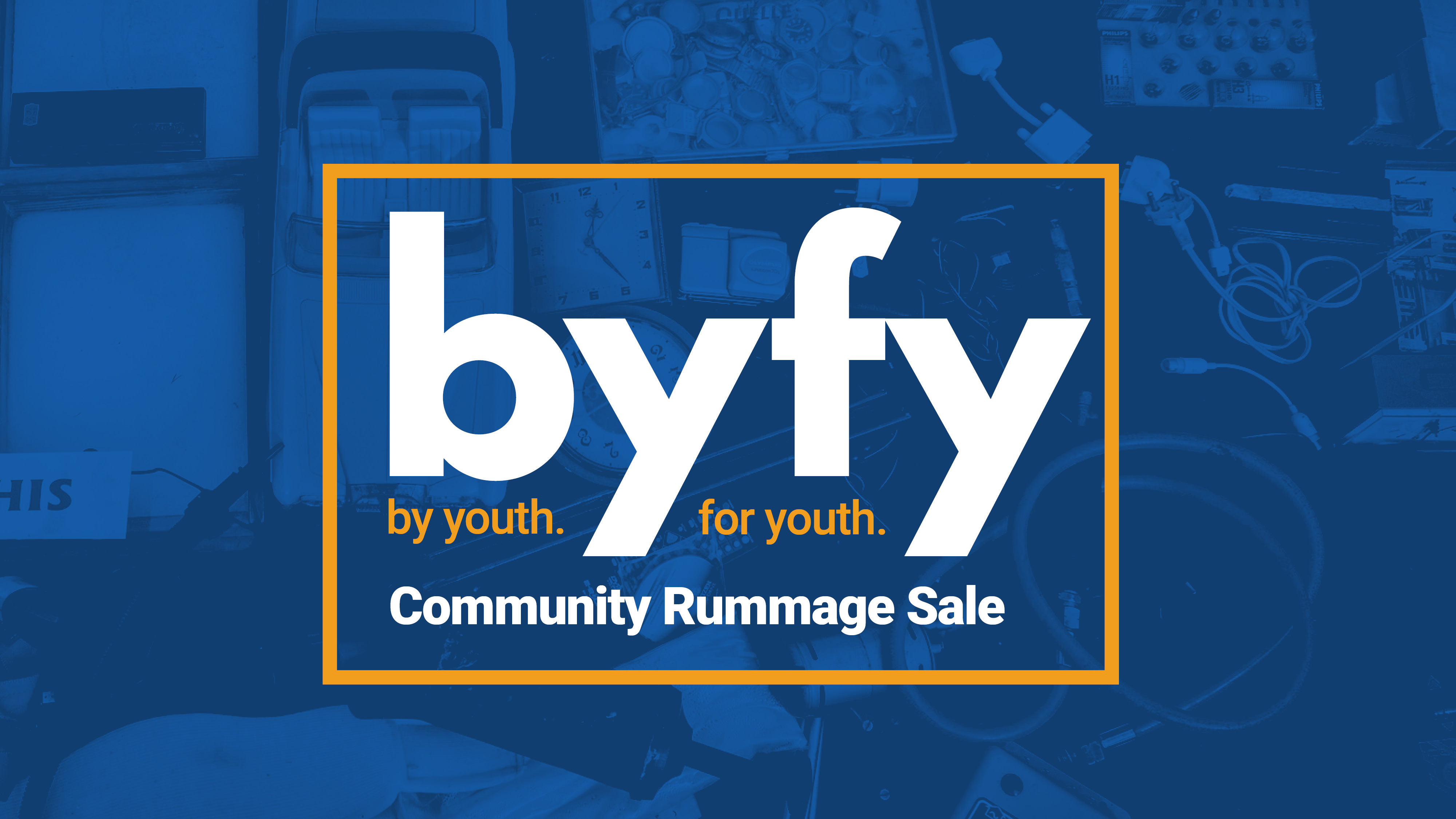 BYFY Community Sale | Good Shepherd Lutheran Church