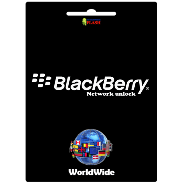 BlackBerry network unlock classic, leap, passport, q series, z series