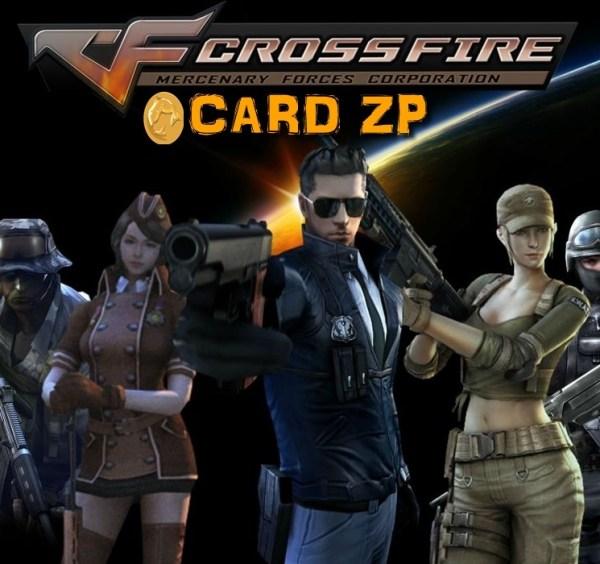 CrossFire Card ZP Best Price (Z8games.Com)