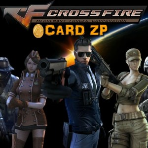 CrossFire Card ZP Best Price (Z8games.Com)