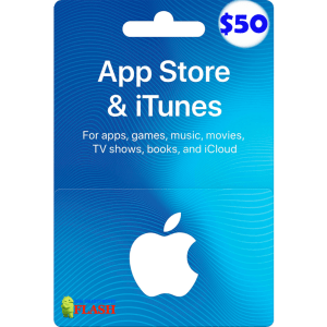 iTunes Gift Card 50 USD (US) Best Price