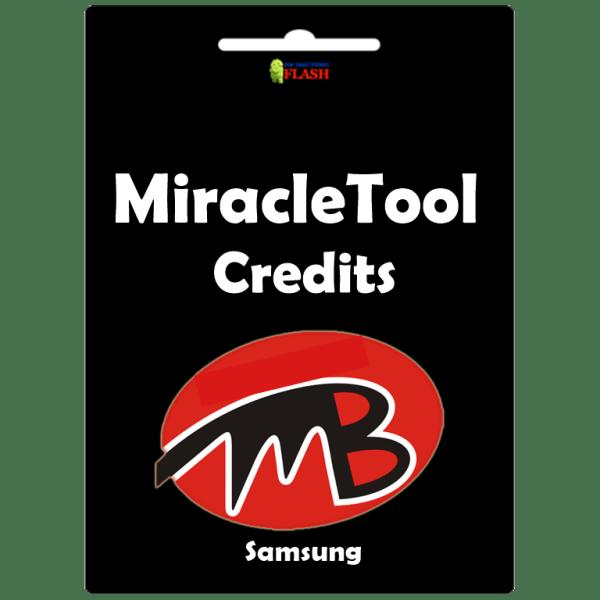 Miracle Samsung Unlock Tool Credits Best Price