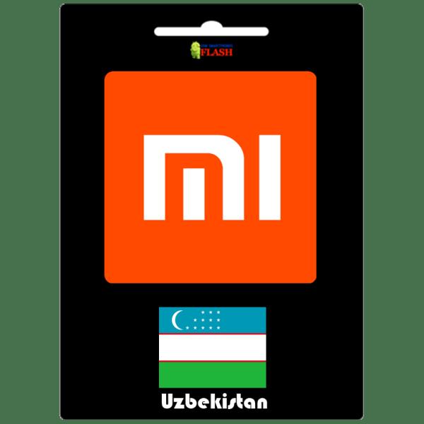 Remove Xiaomi Mi Account Official Service (Uzbekistan)