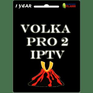 Volka IPTV Pro 2 Code Best Price (12 Mois)