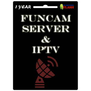 Funcam Server Official 1 Year Subscription