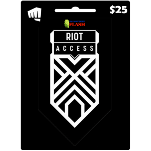 Riot Access Code 25 USD (US)