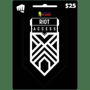 riot-access-code-25-usd