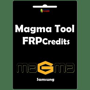 Magma FRP Unlock Tool Samsung Credits (cheap)