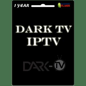 Dark IPTV 1 Year Subscription (Cheap Price)