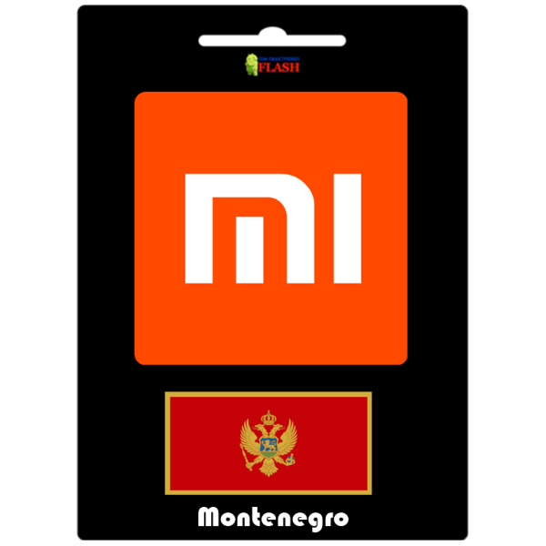 Remove Xiaomi Mi Account Official Service (Montenegro)