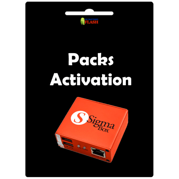 Sigma Pack 5 activation Best Price