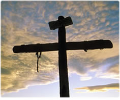The Father's Sorrow, The Cross