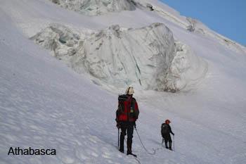 Ascensión al Athabasca