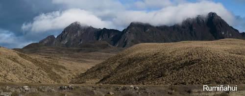 Cumbres del Rumiñahui