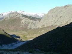 Valle de Lechada y refugio de Tajahierro