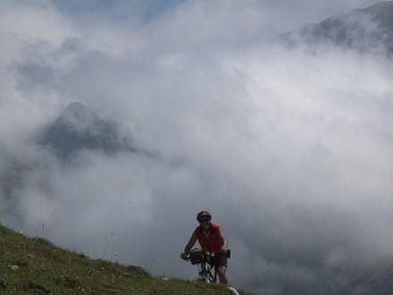 er Pepe por las nubes, como siempre (by Javi)