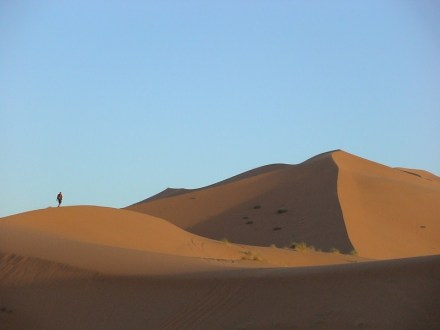 Gran duna, Pepe al fondo