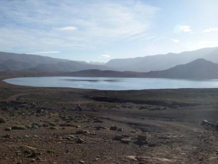 Lago Isli.