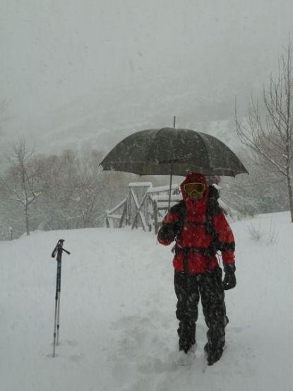Que nieva! (por Jaime)