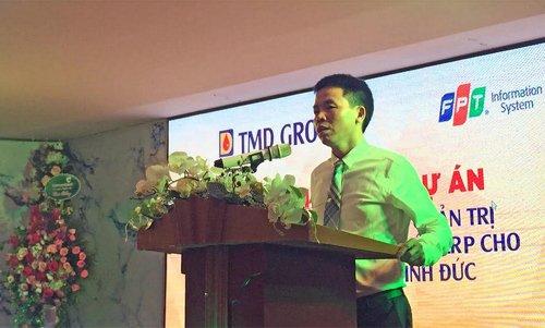 FPT IS triển khai hệ thống ERP ở Nghệ An