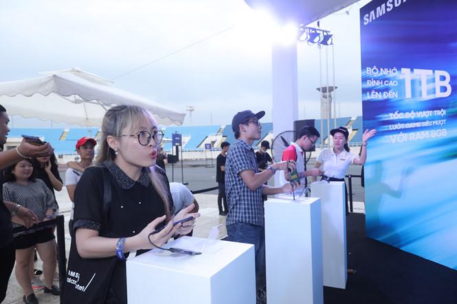 Galaxy Note9 mang loạt sao khủng 'đổ bộ' Đại tiệc Quyền năng công nghệ - ảnh 8
