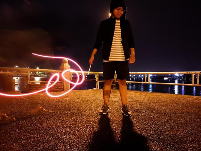 Chưa bao giờ chụp ảnh phơi sáng lại dễ dàng như vậy với Galaxy S9 - ảnh 2