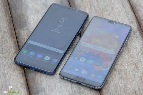 5 smartphone xung tam thay the Samsung Galaxy Note 9